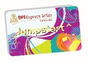 BPI Jumpstart Savings Account - Abstract Design