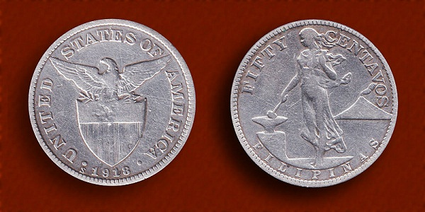 American-Period Philippine Currency