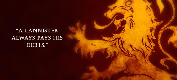 Lannister quote