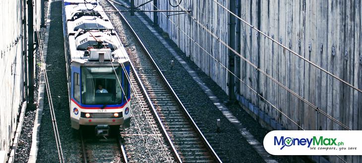 MRT in Manila