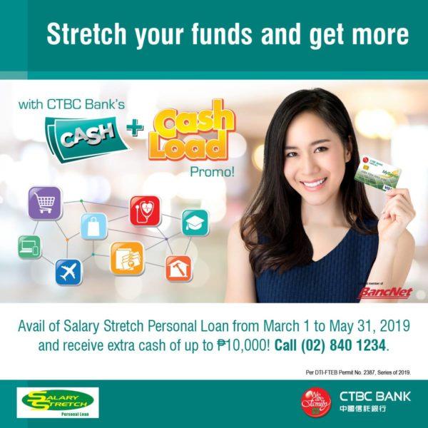 CTBC Personal Loan Promo
