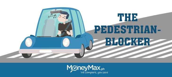 The Pedestrian Blocker