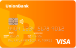 credit cards for first-timers - unionbank classic visa