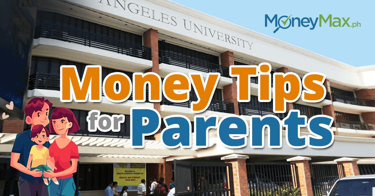 Money Management Tips for Parents   MoneyMax.ph