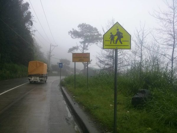 Accident Prone Roads Philippines - Halsema Highway