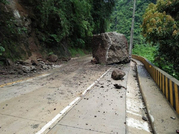 Accident Prone Roads Philippines - Kennon Road
