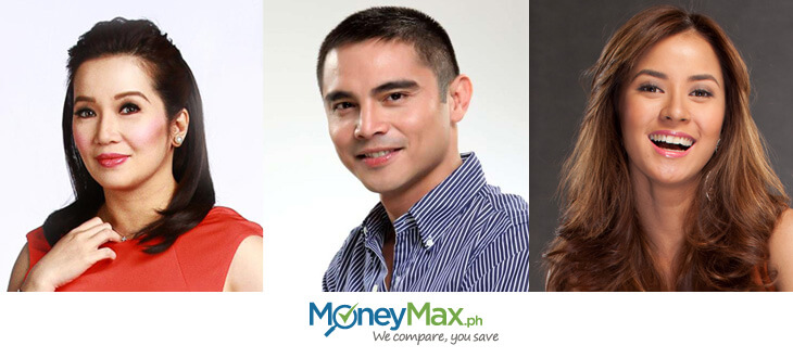 Money Lessons You Can Get From Your Favorite Filipino Celebrities
