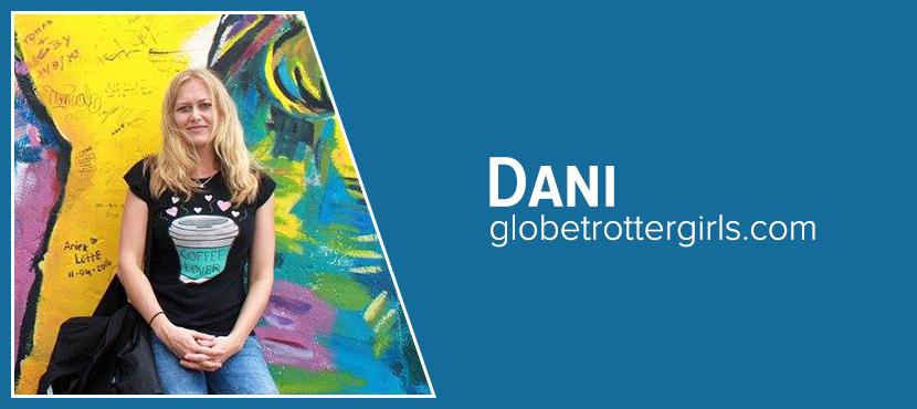 Dani of Globetrottergirls