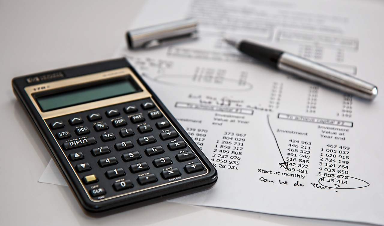 calculate expenses