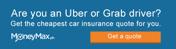 Are you an Uber or Grab driver? Get the cheapest car insurance quote for you.