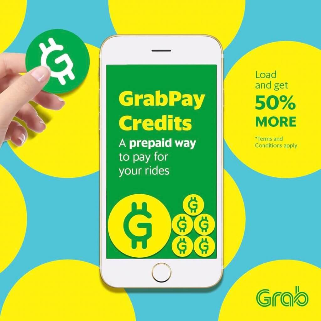 Credit Card Payments for Grab and Uber