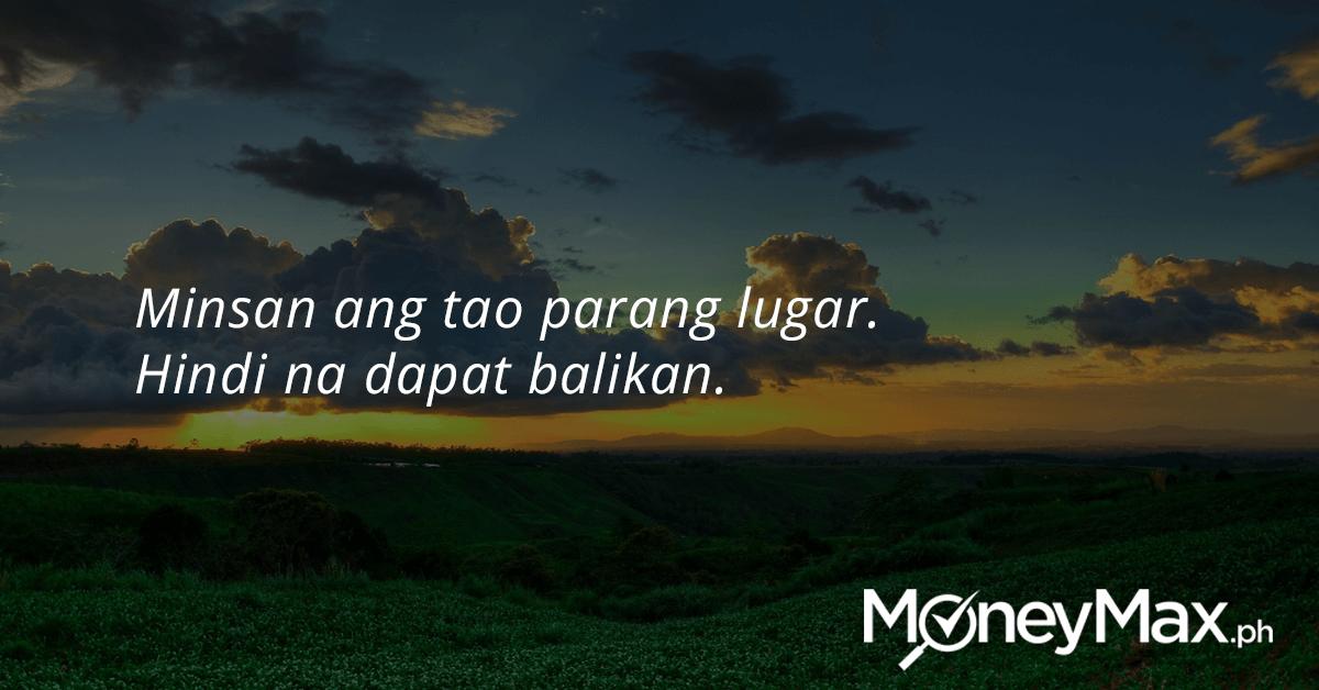 Pinoy Travel Quotes   MoneyMax.ph