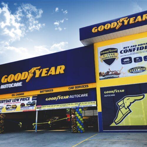 auto repair shop - goodyear