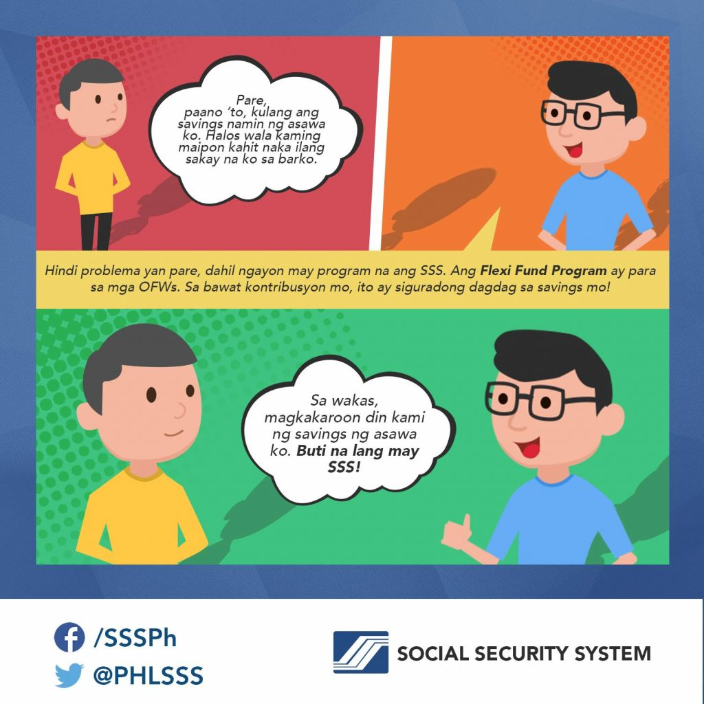 sss benefits for ofws