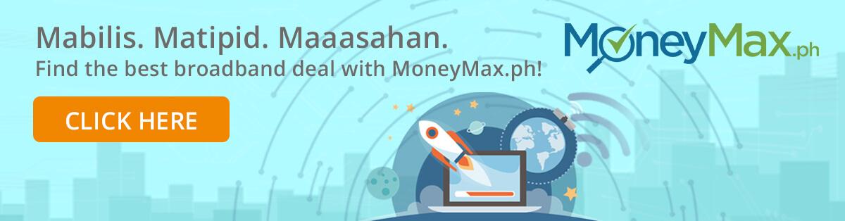 Home Broadband Comparison   MoneyMax.ph