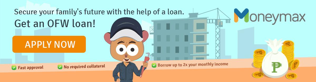 GDFI OFW Loan