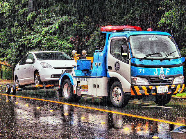 Car Insurance Add-ons to Consider - Roadside Assistance