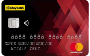 Best Credit Cards to Earn AirAsia BIG Points - Maybank   MoneyMax.ph