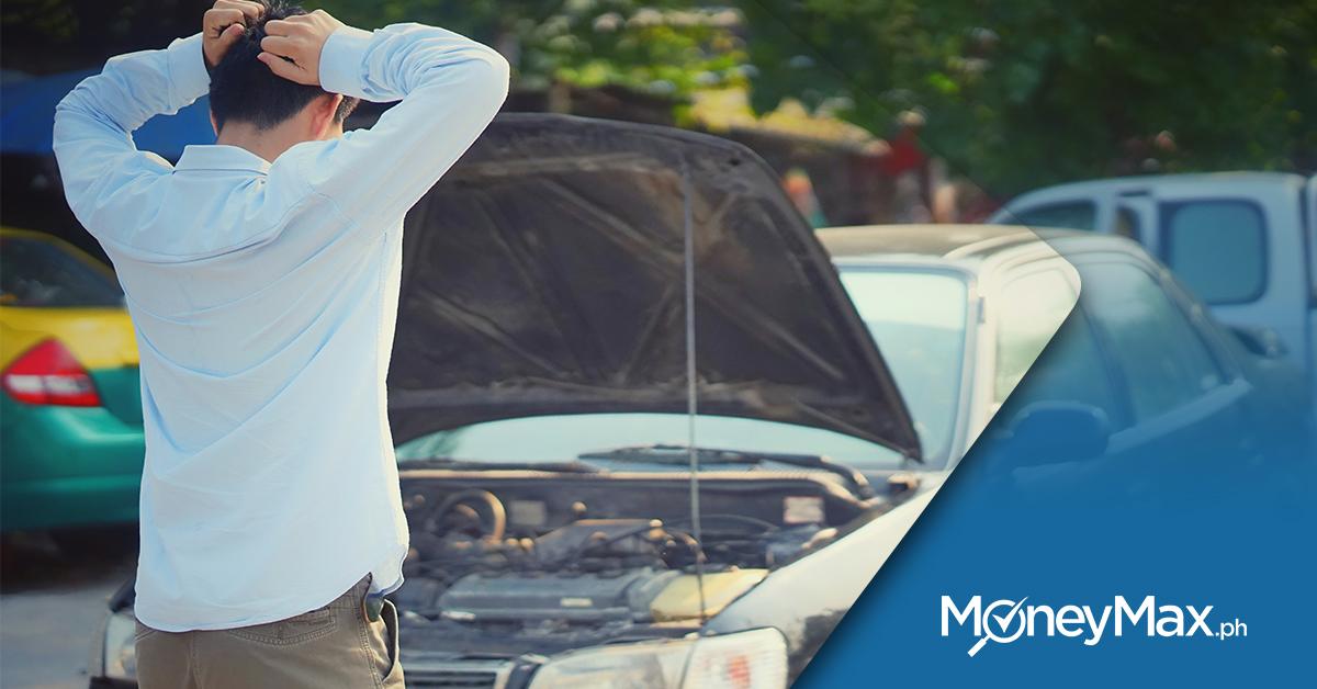What Do When Car Breaks Down   MoneyMax.ph