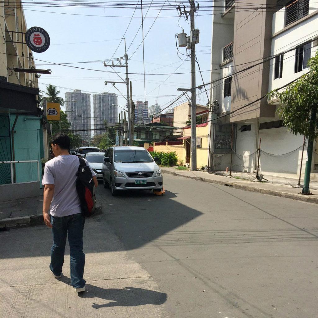 Wheel Clamping in Makati   MoneyMax.ph