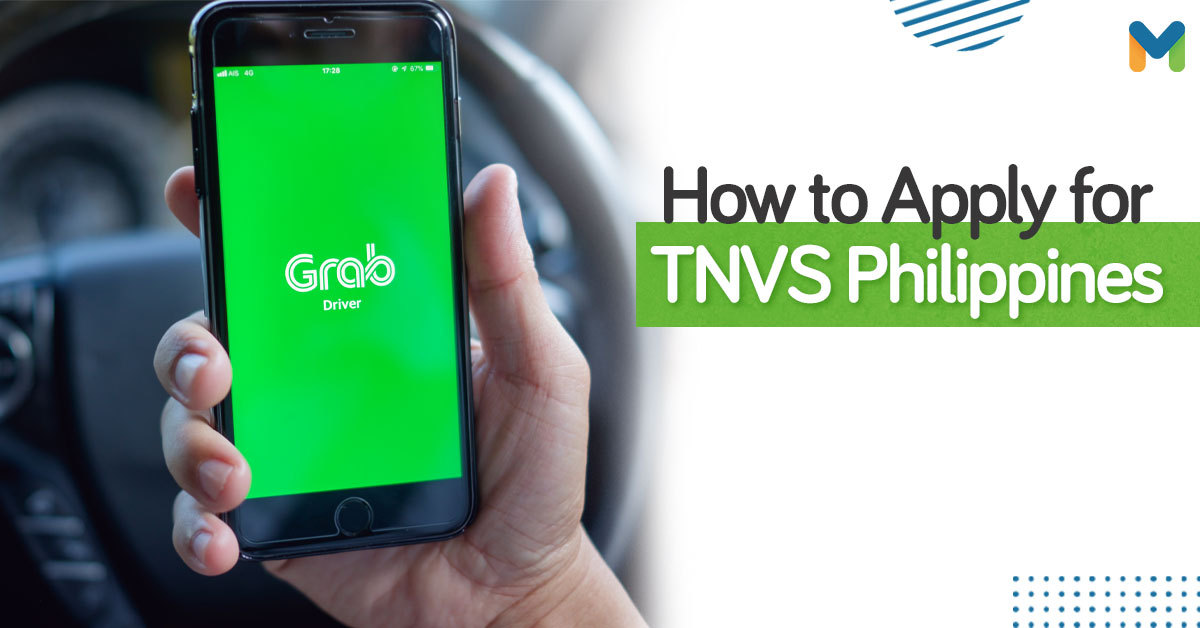 How to Apply for TNVS Philippines   Moneymax