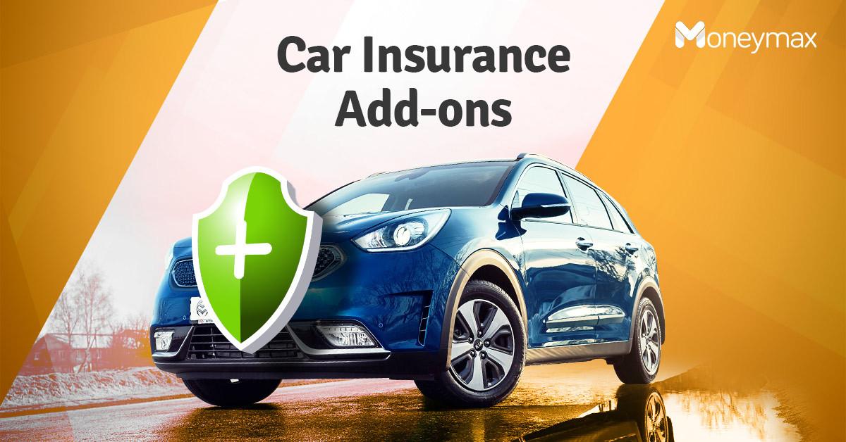 Car Insurance Add-ons | Moneymax