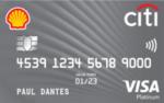 Shell Citi Card