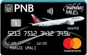 PNB-PAL Live Miles World MasterCard   MoneyMax.ph