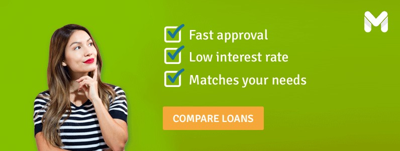 compare personal loans online with Moneymax