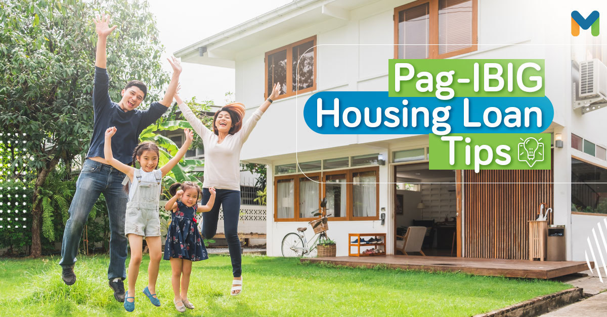 Pag-IBIG Housing Loan Tips   Moneymax