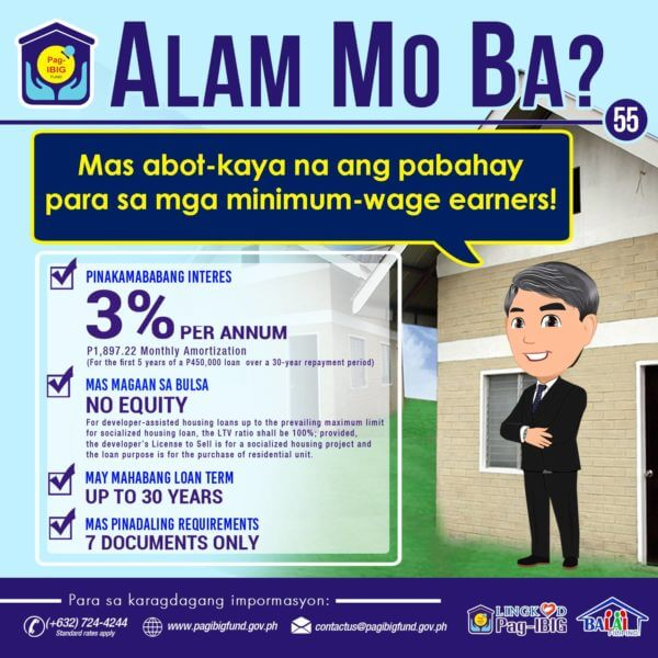pag-ibig affordable housing loan program