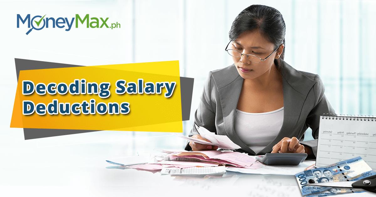 Salary Deductions Philippines | MoneyMax.ph