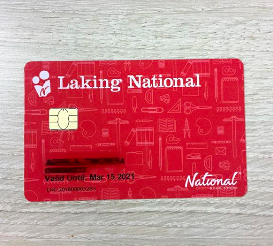 Rewards Cards in the Philippines - Laking National Card | MoneyMax.ph