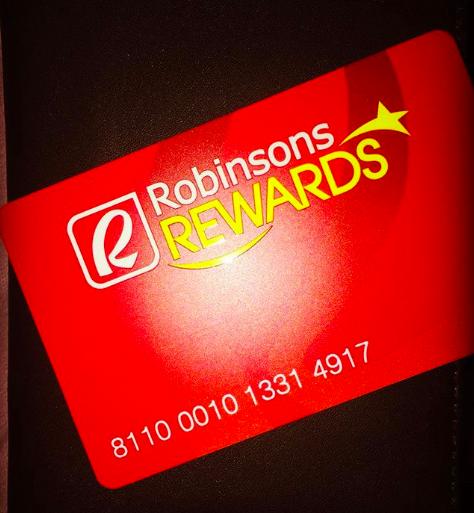 Rewards Cards in the Philippines - Robinsons Rewards Card | MoneyMax.ph