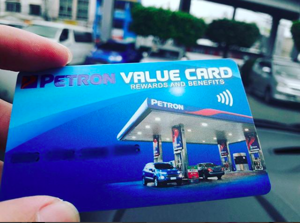 Rewards Cards in the Philippines - Petron Value Card | MoneyMax.ph