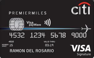 Citibank Credit Card for Air Miles   MoneyMax.ph