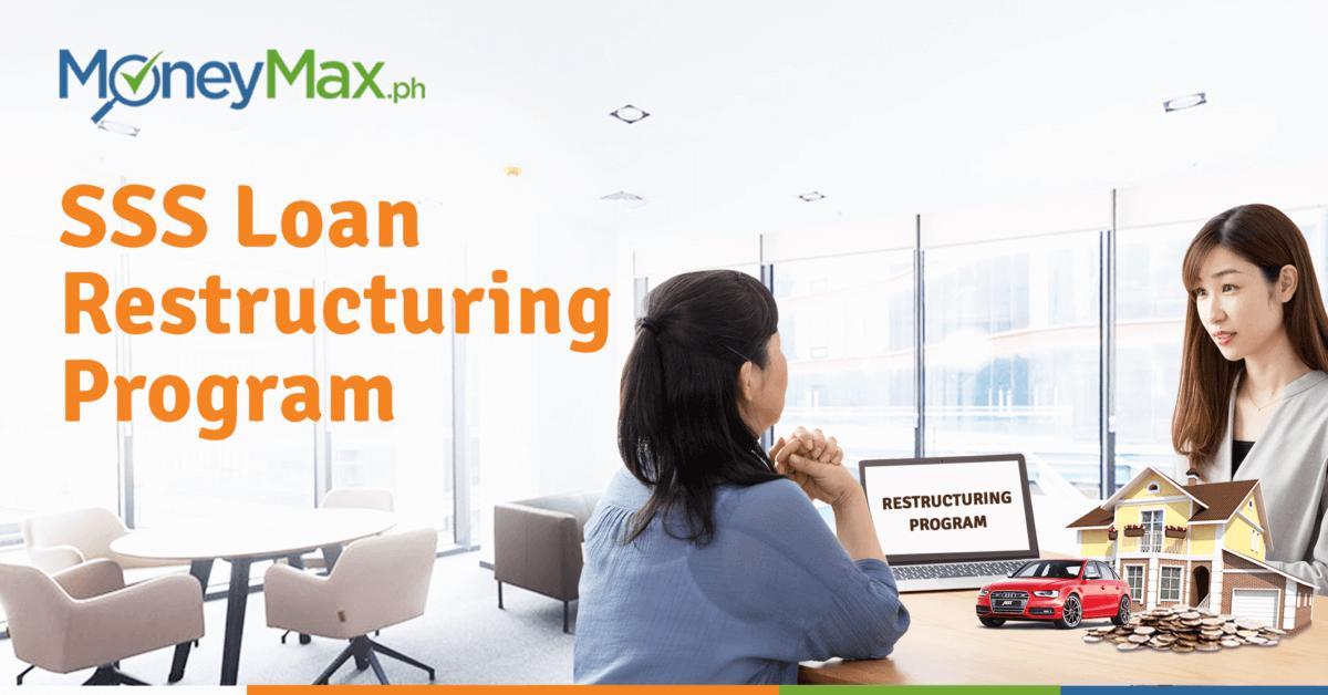 SSS Loan Restructuring Program | MoneyMax.ph