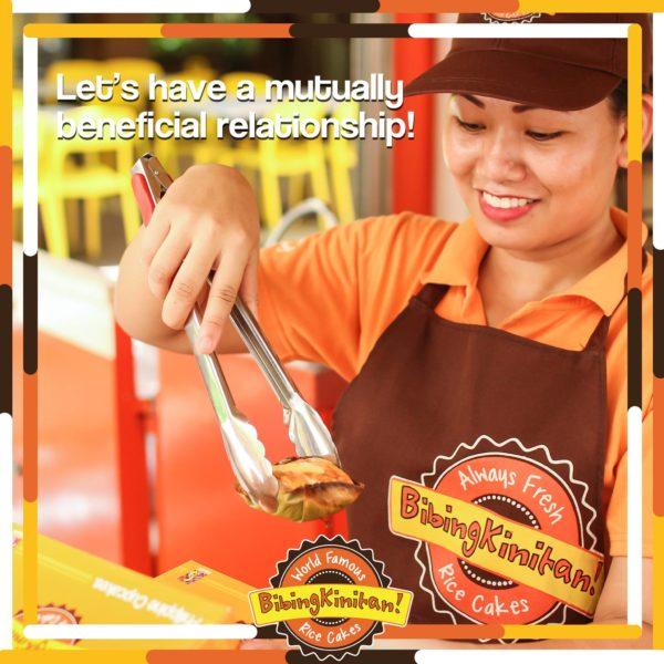 Food Franchise Business Philippines - Bibingkinitan