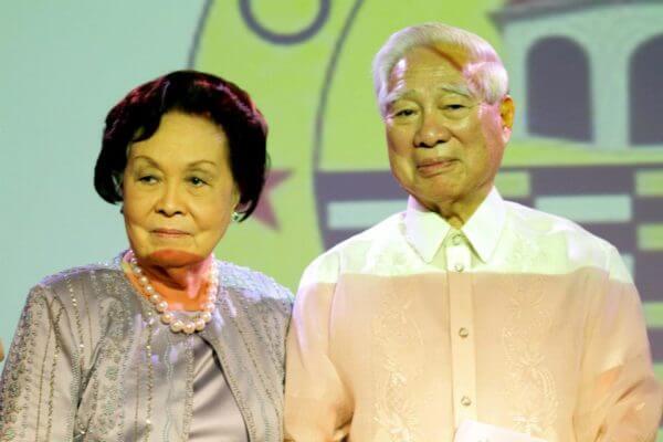 Richest Women in the Philippines - Mercedes Gotianun