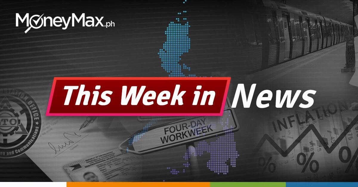 News on Inflation, LTO Fees, Makati Subway | MoneyMax.ph