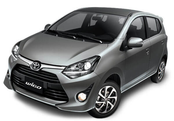 cheapest cars in the philippines under 700k - toyota wigo