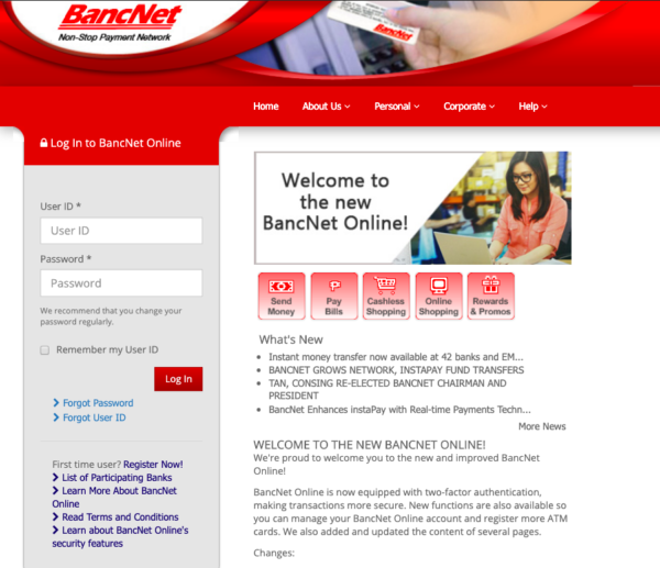 Easy Ways to Pay Bills Online - Bancnet Online