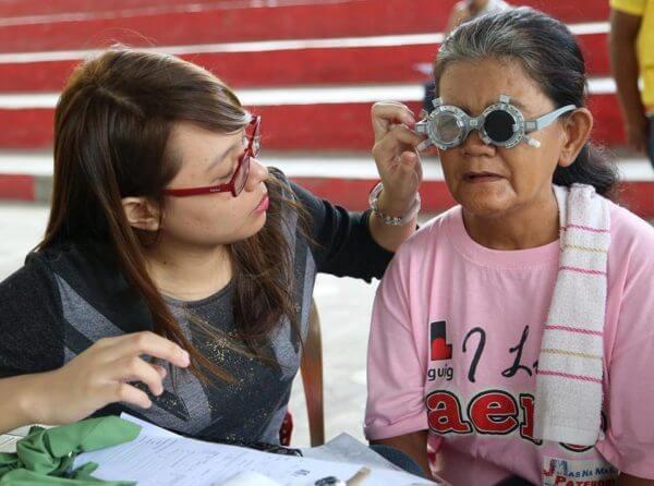 Senior Citizen Benefits in Taguig