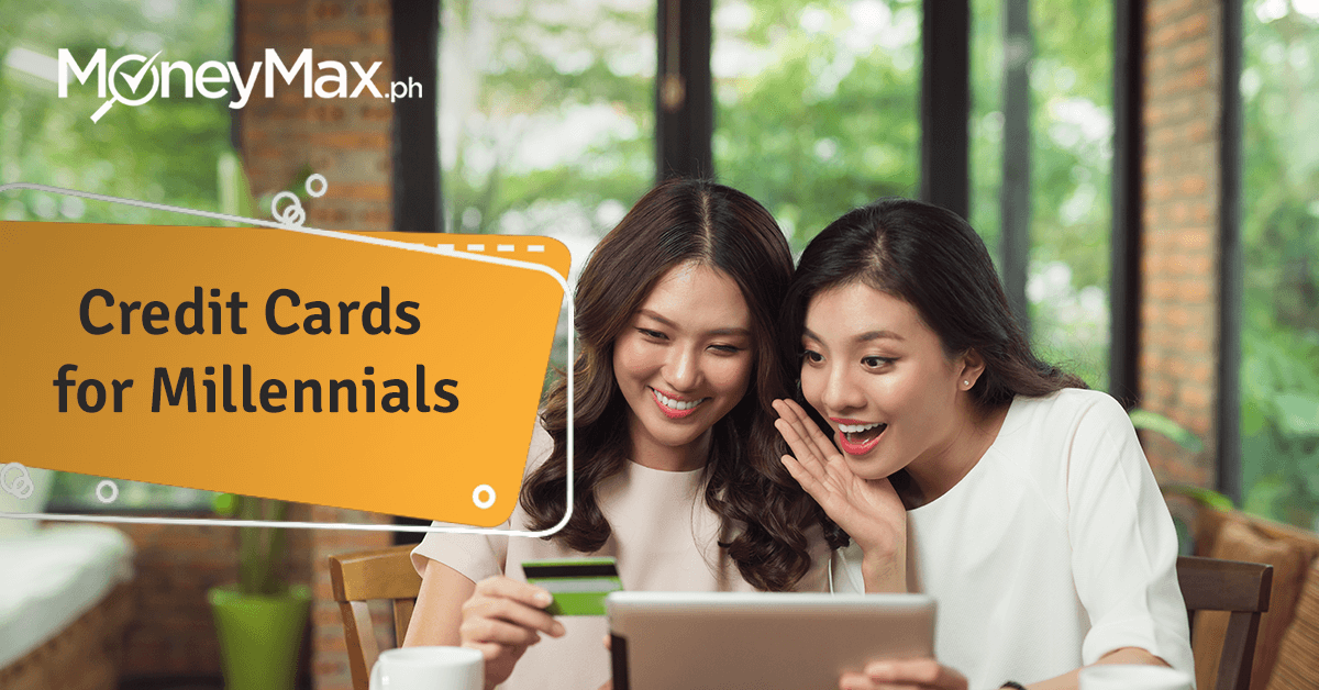 Credit Cards for Millennials in the Philippines | Moneymax