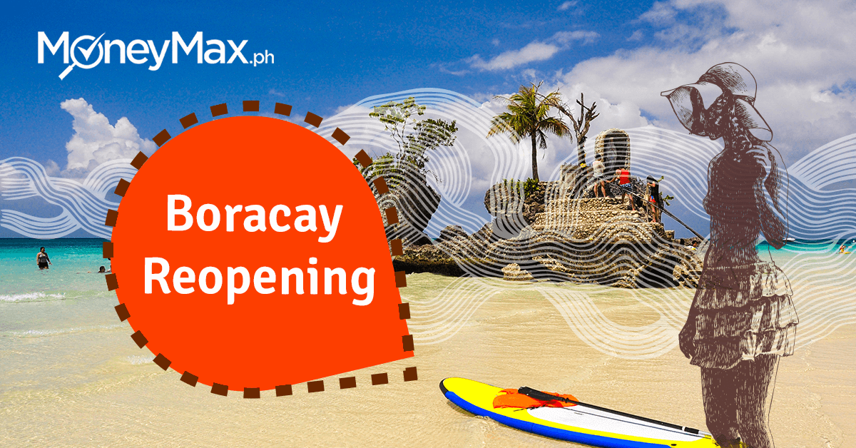 Boracay Opening 2018 | MoneyMax.ph