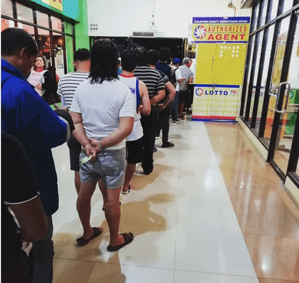 how to claim lotto winnings | lotto players at an outlet