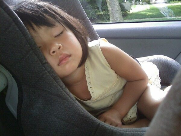 child seat law philippines - importance of restraints