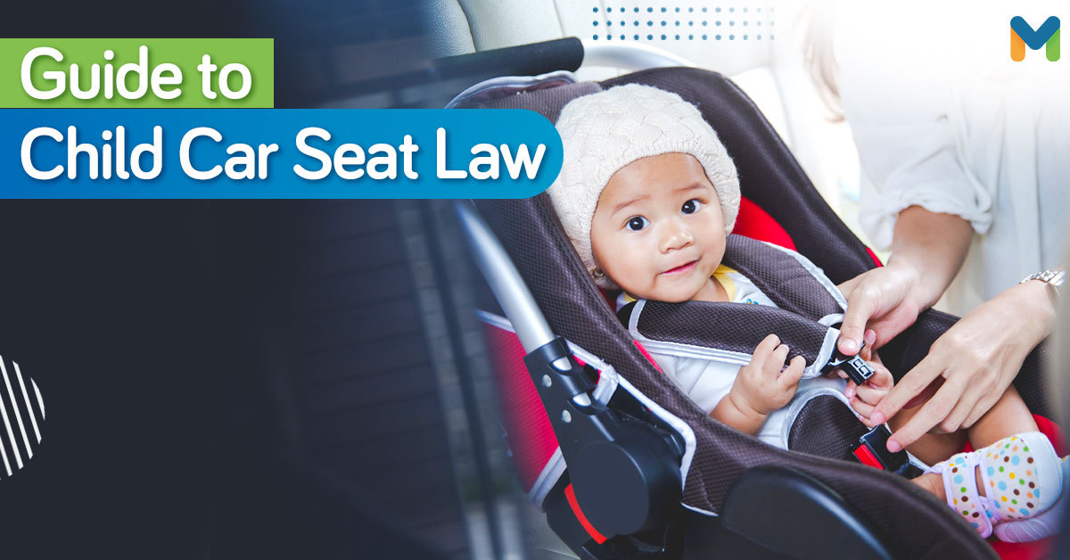 Child Seat Law in the Philippines   Moneymax