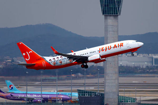 Budget Airlines in the Philippines - JejuAir