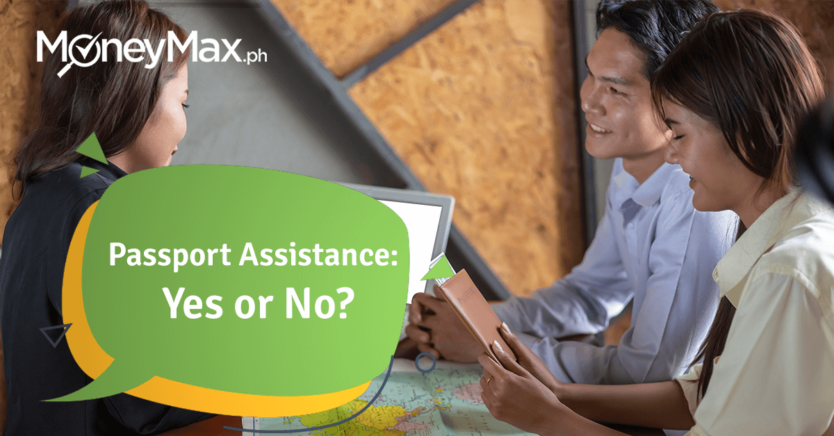passport assistance travel agency Philippines